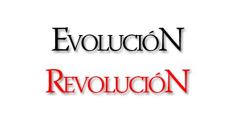Evolucion Revolucion