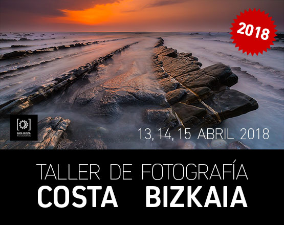 Taller Fotografía Costa Bizkaia