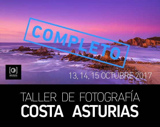 Taller de Fotografía Costa de Asturias Otoño
