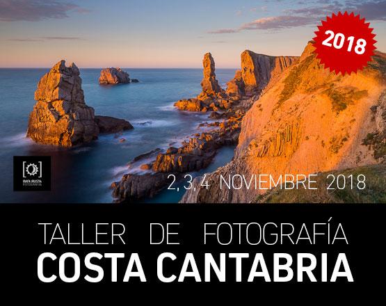 Taller Fotografía Costa Cantabria