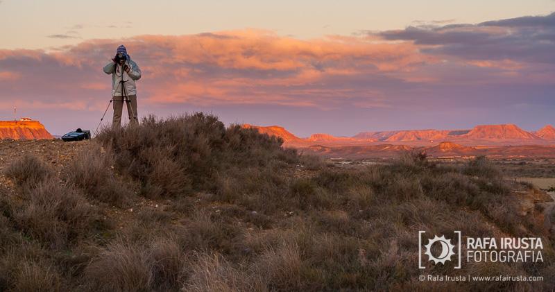 Taller Privado Fotografía de Paisaje, Fotografiando en Barcenas Reales, Navarra