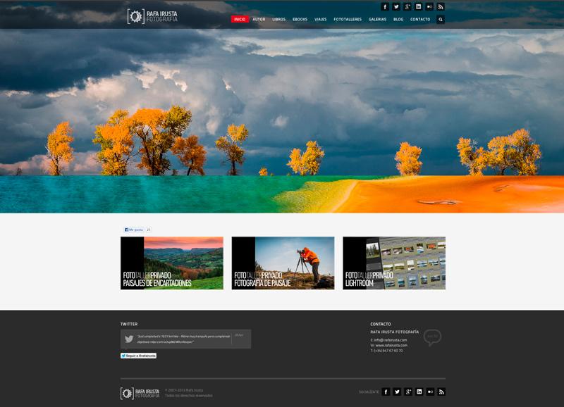 Nueva web 2013