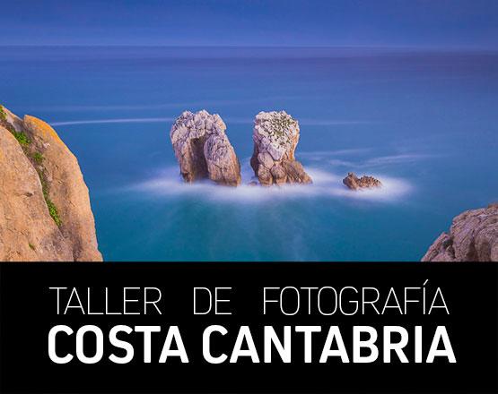 Taller Fotografía Costa de Cantabria