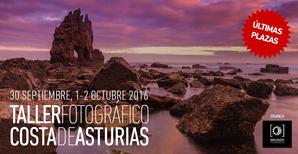 Taller Fotografía Costa Asturias