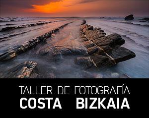 Taller Fotografía Costa de Bizkaia Primavera