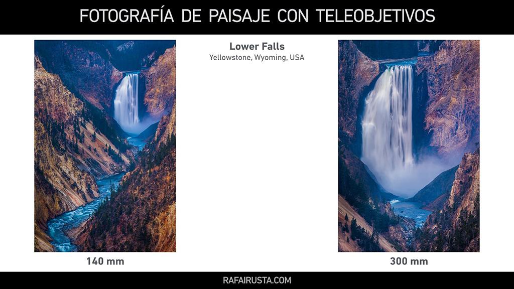 Fotografía de Paisaje con Teleobjetivos 03