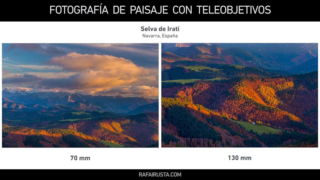 Fotografía de Paisaje con Teleobjetivos 05