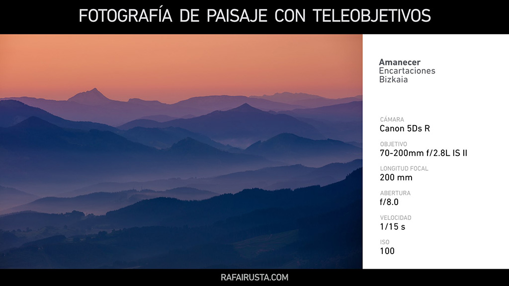 Fotografía de Paisaje con Teleobjetivos 07