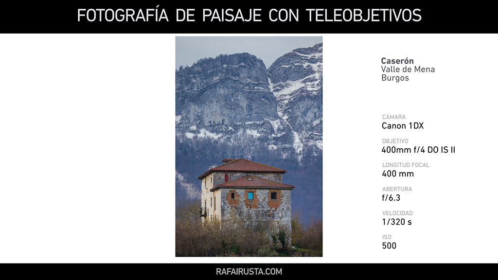 Fotografía de Paisaje con Teleobjetivos 08
