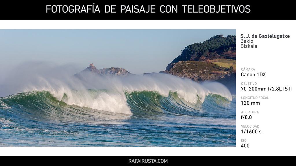 Fotografía de Paisaje con Teleobjetivos 09