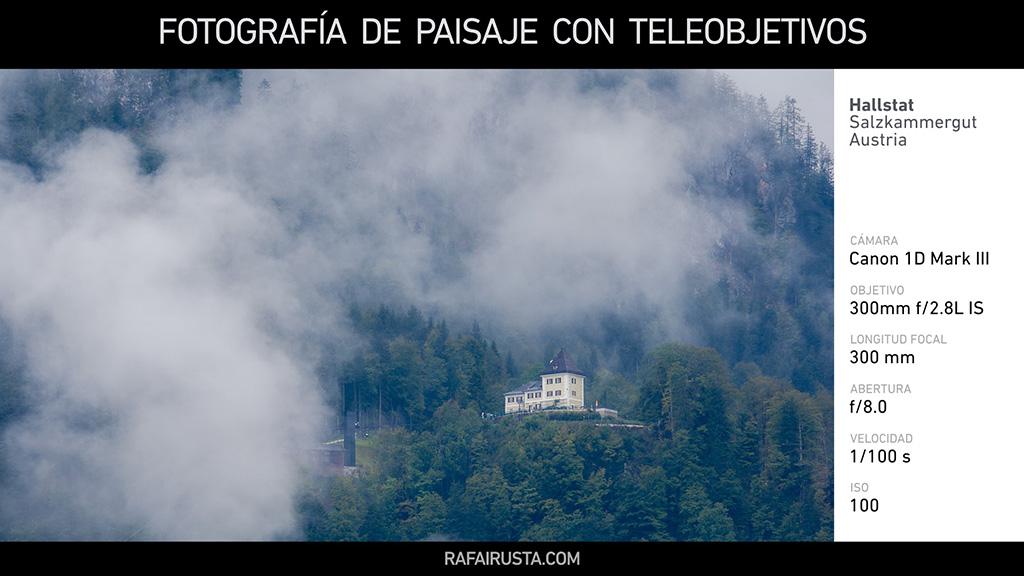 Fotografía de Paisaje con Teleobjetivos 10