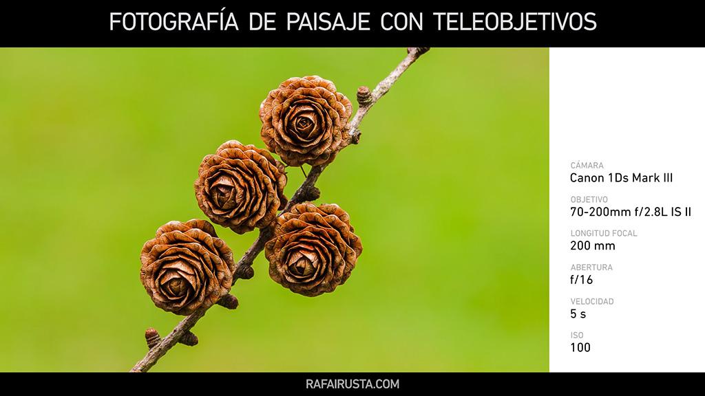 Fotografía de Paisaje con Teleobjetivos 11
