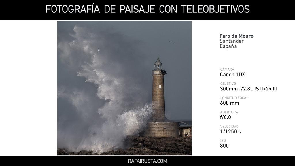 Fotografía de Paisaje con Teleobjetivos 13