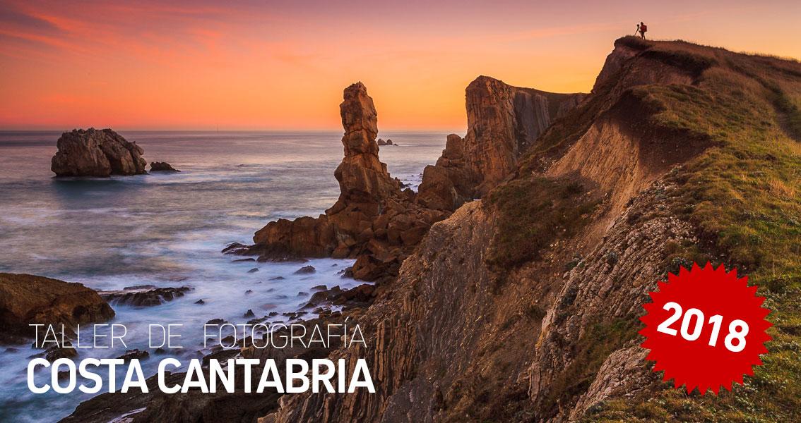Taller de Fotografía Costa de Cantabria