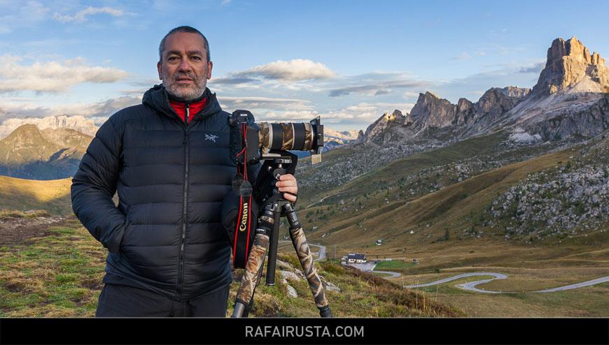 Rafa Irusta, Fotografo de Paisajes