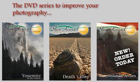 DVDs de Steve Kossack