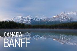 Galería Banff, Canada
