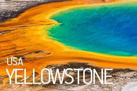 Galería Yellowstone, USA