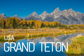 Galería Grand Teton, USA