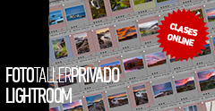 Taller Privado Lightroom