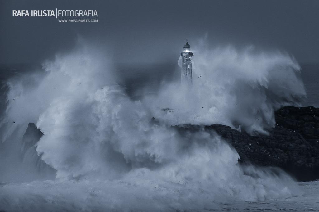 Faro de Mouro, Santander, Cantabria
