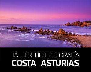 Taller de Fotografía Costa de Asturias