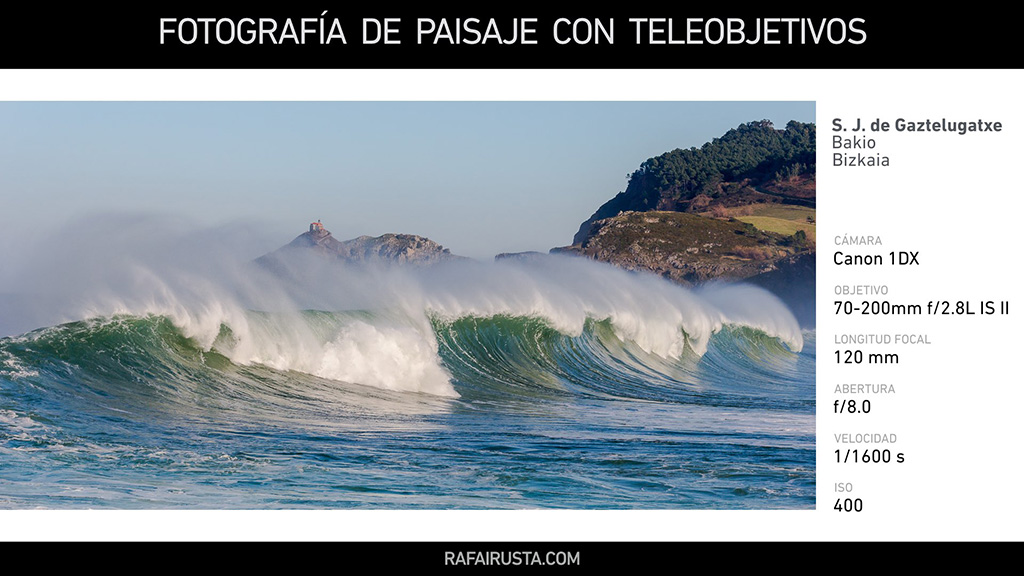 Fotografia de Paisaje con Teleobjetivos 09