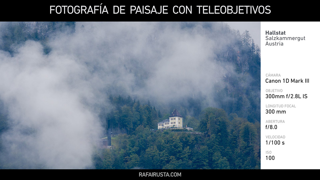 Fotografia de Paisaje con Teleobjetivos 10