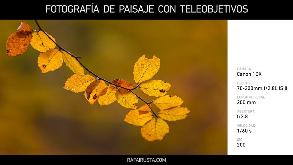 Fotografia de Paisaje con Teleobjetivos 12