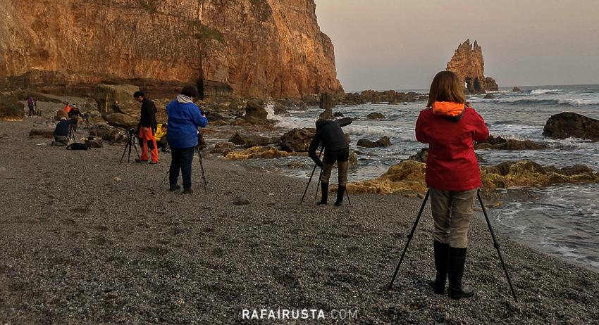 Taller Fotografía Costa Asturias octubre 2017, 2