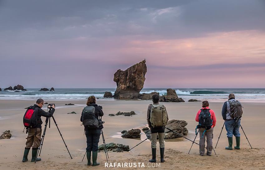 Taller Fotografía Costa Asturias octubre 2017, 9
