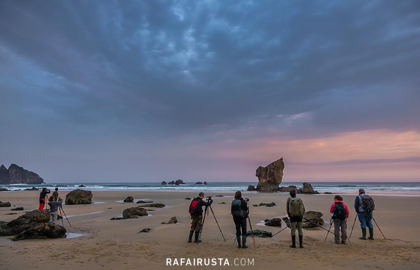 Taller Fotografía Costa Asturias octubre 2017, 10