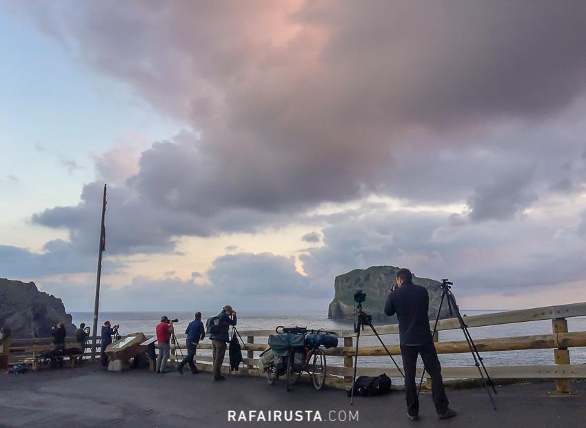 Taller Fotografía Costa Bizkaia octubre 2017, 1