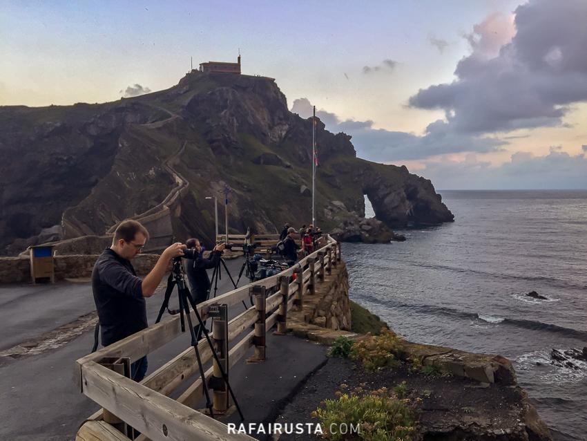 Taller Fotografía Costa Bizkaia octubre 2017, 2