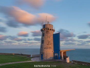 Faro de Matxitxako