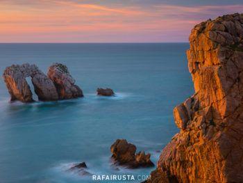 Costa Quebrada, Cantabria