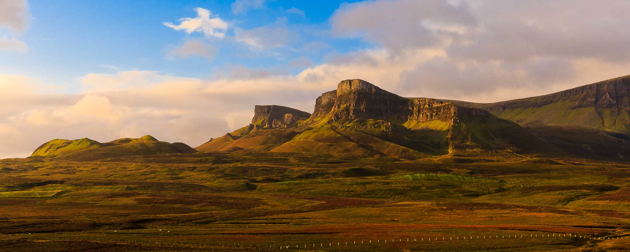 The Cabecera, Storr, Isle of Skye, Scotland