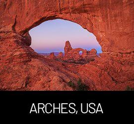 Galería de Arches, USA