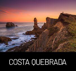 Galería Costa Quebrada, Cantabria