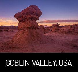 Galería de Goblin Vallley, USA