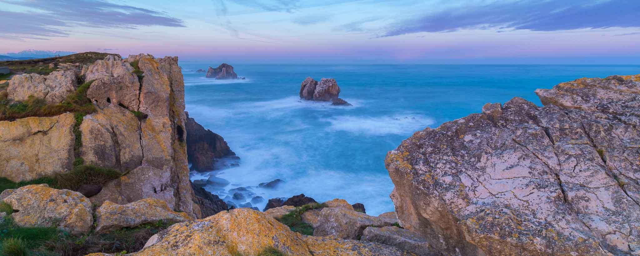 Taller Fotografía de Costa en Cantabria