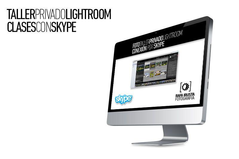 Taller Privado Lightroom, clases online