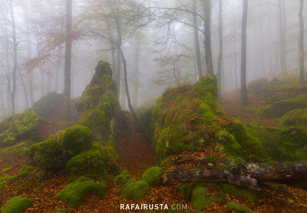 Taller Privado, Sierra de Urbasa