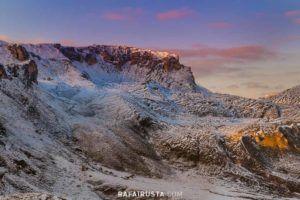 Grossglockner high alpine road, National Park Hohe Tauern, Austria