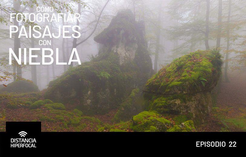 Cómo fotografiar paisajes con niebla