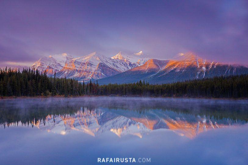 Herbert Lake, Icefields Parkway, Banff National Park, Alberta, Canada, Rafa Irusta