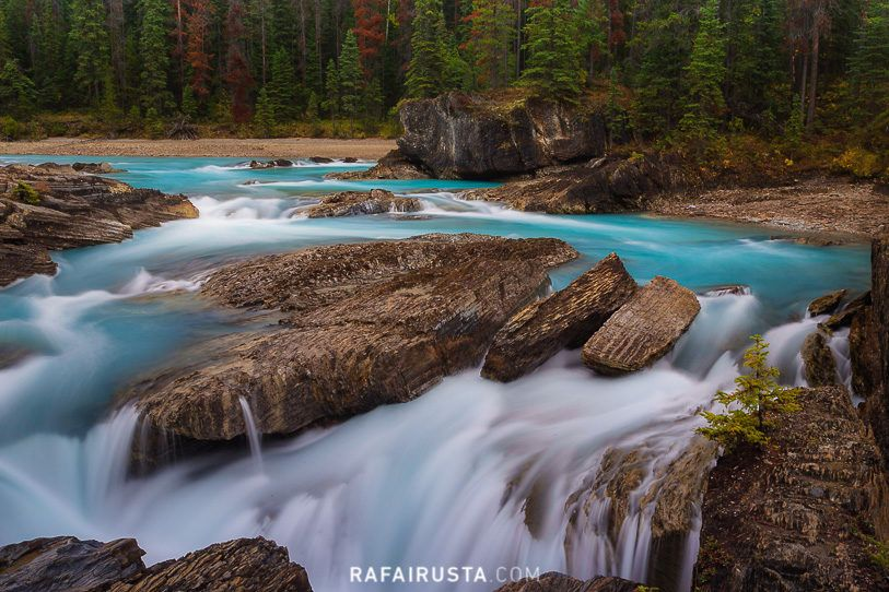 Kicking Horse River, Yoho National Park, British Columbia, Canada, Rafa Irusta