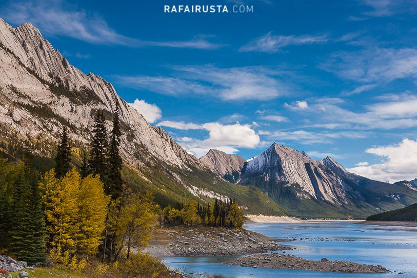 Medicine Lake, Jasper National Park, Alberta, Canada, Rafa Irusta