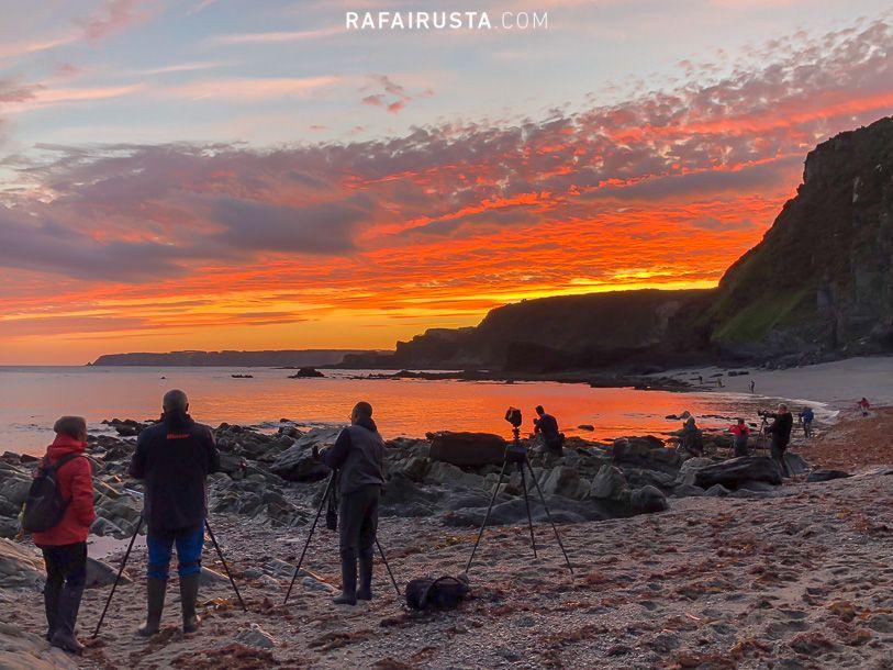 Taller Fotografía Costa Asturias octubre 2018, 02