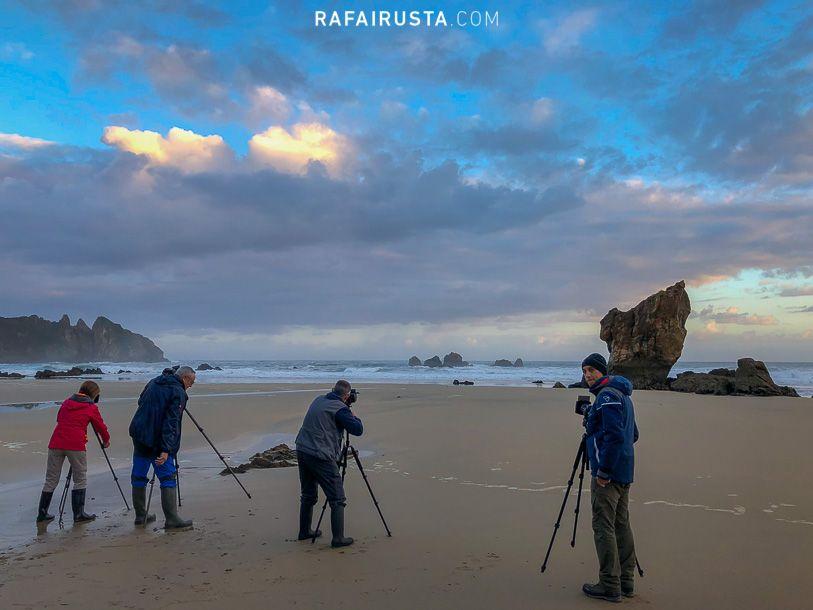 Taller Fotografía Costa Asturias octubre 2018, 13